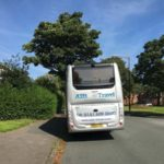 Cheap Coach Hire in Greasby