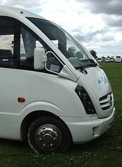 minibus hire in Bebington