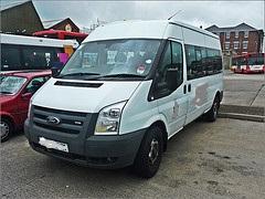 16 Seater Minibus Hire In Ellesmere Port