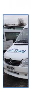 16 seater minibus Chester