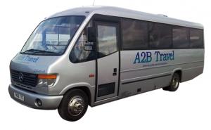Mini bus hire Wirral