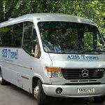 Football Minibus Hire in Birkenhead