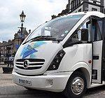 Minibus Coach Hire in Liverpool