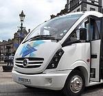 Minibus Hire in Chester